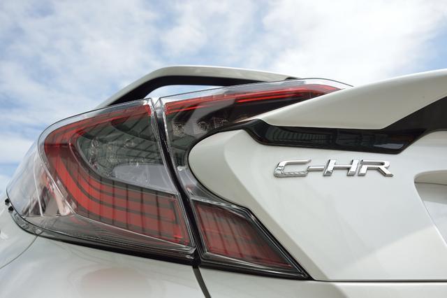 画像5: 「C-HR S-T ガソリン車(モデリスタ) 」TESTDRIVEインプレッション