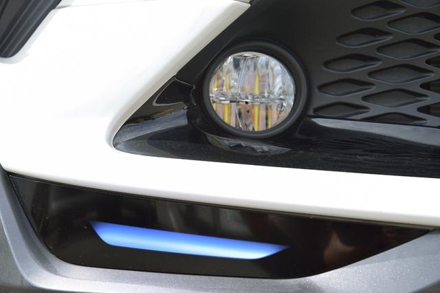 画像4: 「C-HR S-T ガソリン車(モデリスタ) 」TESTDRIVEインプレッション
