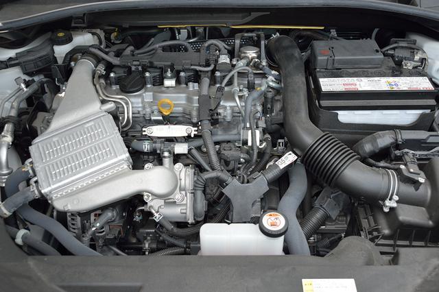 画像10: 「C-HR S-T ガソリン車(モデリスタ) 」TESTDRIVEインプレッション