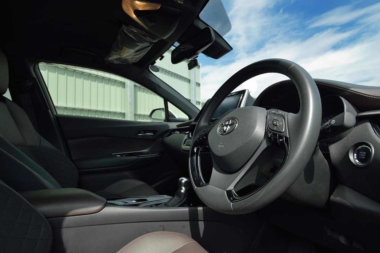 画像8: 「C-HR S-T ガソリン車(モデリスタ) 」TESTDRIVEインプレッション