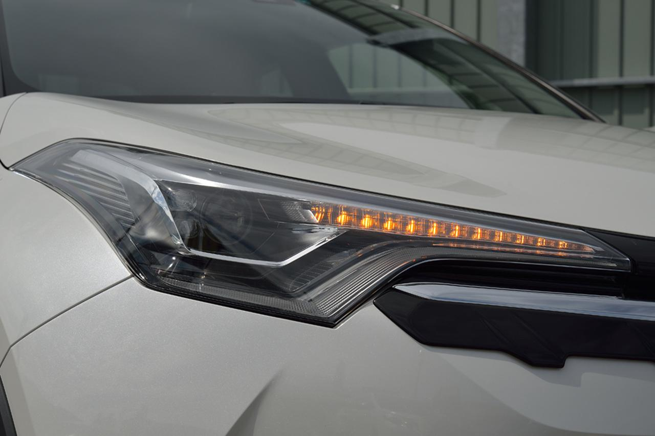 画像2: 「C-HR S-T ガソリン車(モデリスタ) 」TESTDRIVEインプレッション