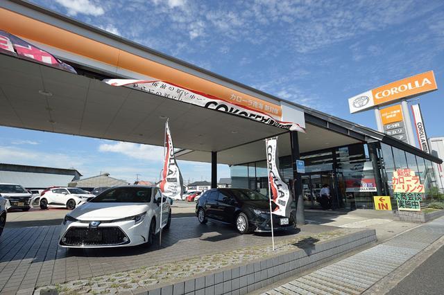 画像2: RADIO TEST DRIVE/今井優杏さんによるトヨタの新型カローラ 試乗インプレッション前編