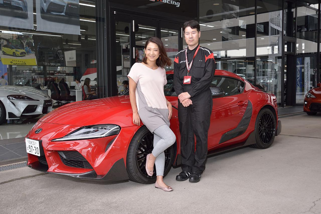 画像: RADIO TEST DRIVE/今井優杏さんによるトヨタのGR スープラ 試乗インプレッション前編