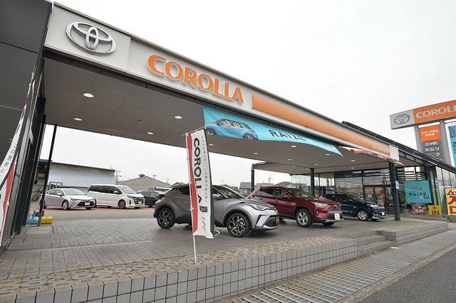 画像2: RADIO TEST DRIVE/今井優杏さんによるトヨタの新型SUV ライズ試乗インプレッション前編