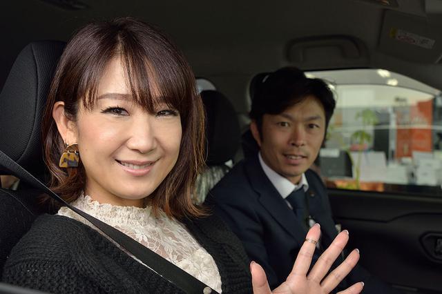 画像1: RADIO TEST DRIVE/今井優杏さんによるトヨタの新型SUV ライズ試乗インプレッション後編