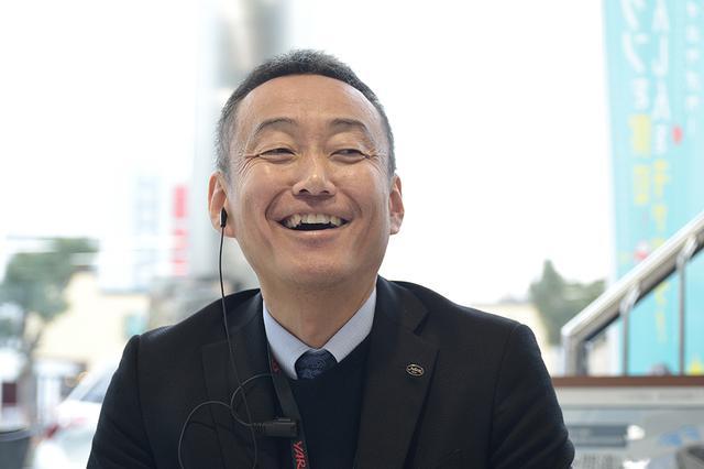 画像3: RADIO TEST DRIVE/今井優杏さんによる トヨタSUV「RAV-4(アドベンチャー)」試乗インプレッション 前編