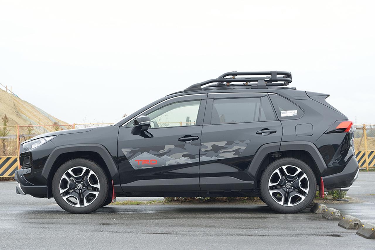 画像8: SUV「RAV-4(アドベンチャー)」TESTDRIVEインプレッション