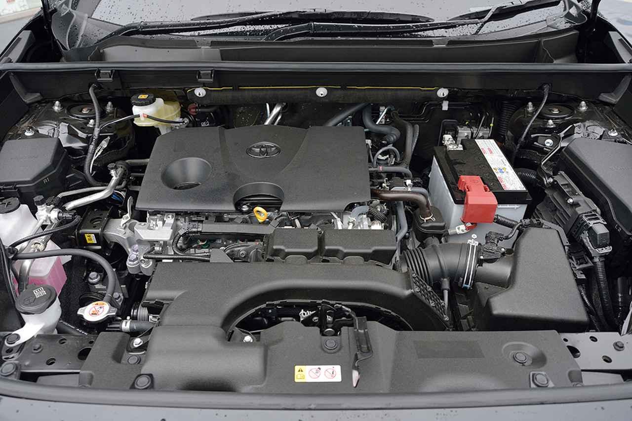 画像4: SUV「RAV-4(アドベンチャー)」TESTDRIVEインプレッション