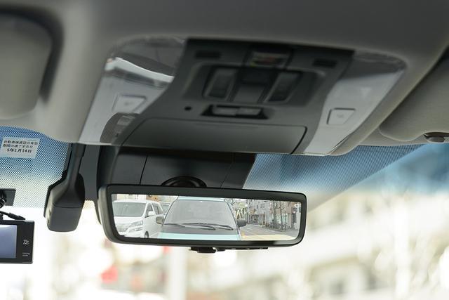 画像2: トヨタ ミニバン「ヴェルファイア」TESTDRIVEインプレッション
