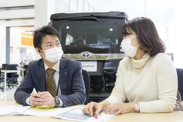 画像2: RADIO TEST DRIVE/今井優杏さんによるトヨタ認定中古車「ヴェルファイア」試乗インプレッション