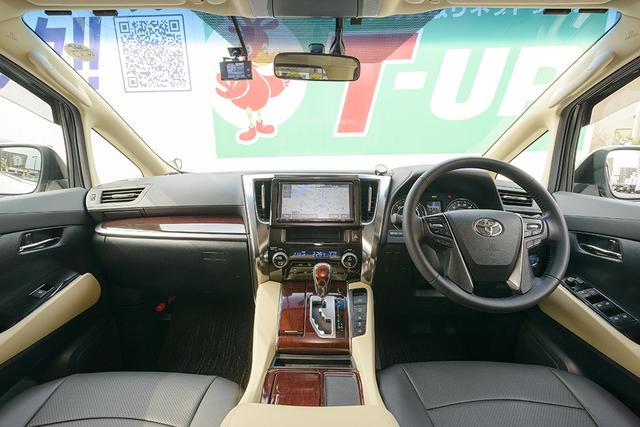 画像2: トヨタ認定中古車「ヴェルファイア」インプレッション
