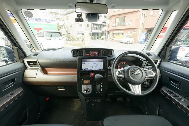 画像3: トヨタ認定中古車「ルーミー」インプレッション