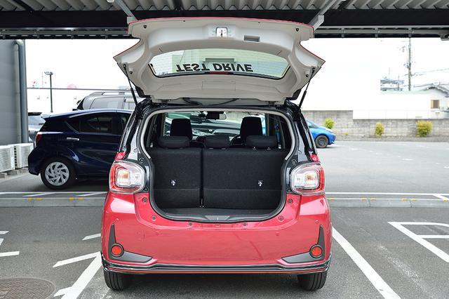 """画像5: ※特別仕様車ではありません。(写真はパッソ MODA""""G package""""です)"""