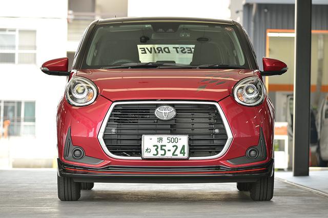 """画像3: ※特別仕様車ではありません。(写真はパッソ MODA""""G package""""です)"""