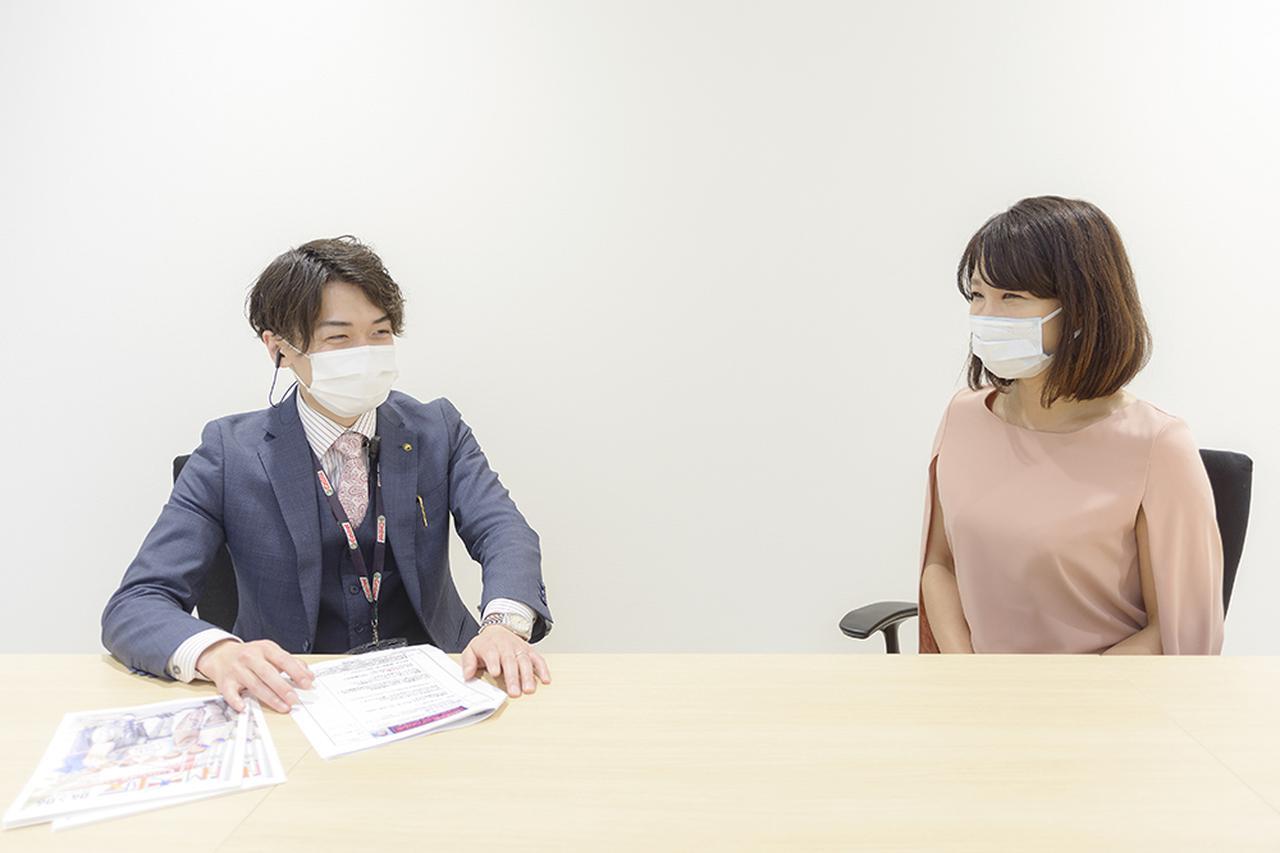 画像2: RADIO TEST DRIVE/今井優杏さんによる大人気ミニバン「ノア」試乗インプレッション 前編