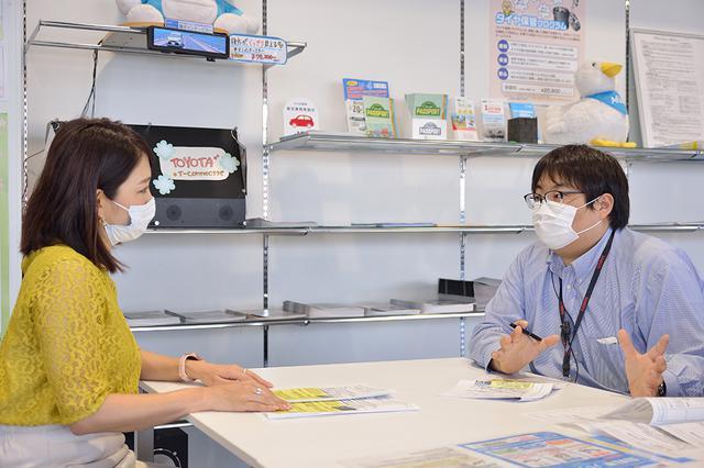 画像3: RADIO TEST DRIVE/今井優杏さんによる大人気ミニバン「ヴォクシー」試乗インプレッション 前編