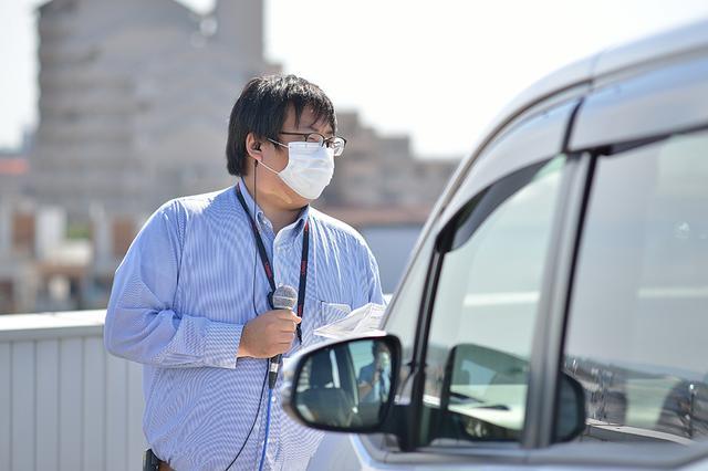 画像2: RADIO TEST DRIVE/今井優杏さんによる大人気ミニバン「ヴォクシー」試乗インプレッション 後編