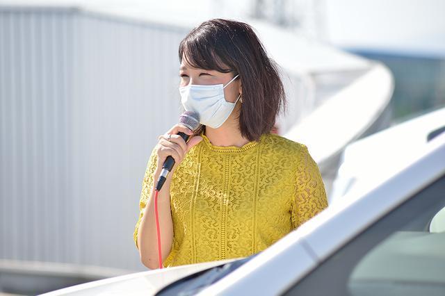 画像3: RADIO TEST DRIVE/今井優杏さんによる大人気ミニバン「ヴォクシー」試乗インプレッション 後編