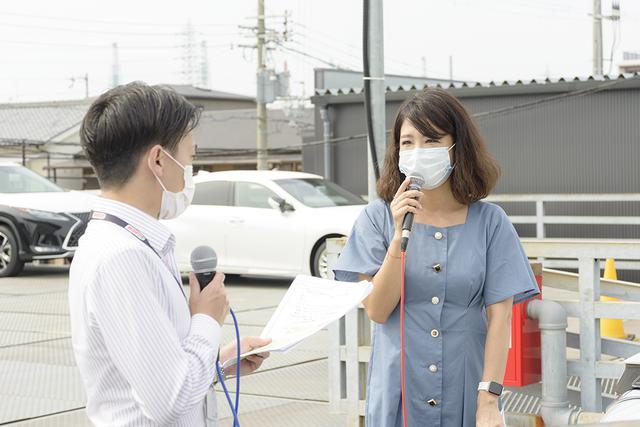 画像3: RADIO TEST DRIVE/今井優杏さんによる新型「ハリアー」試乗インプレッション 後編