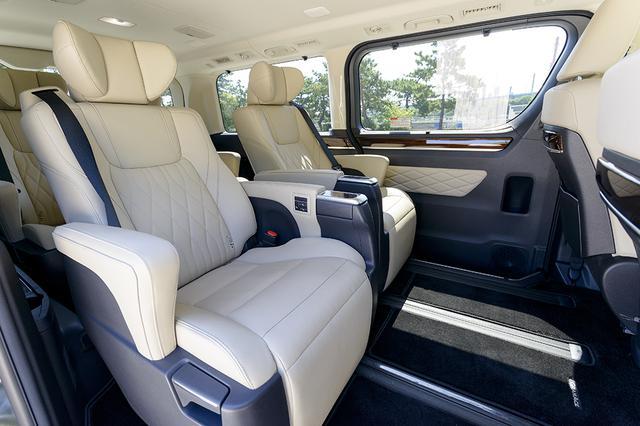 画像8: 今井優杏のRADIO TEST DRIVE/フルサイズ高級ワゴン「グランエース」試乗インプレッション 前編