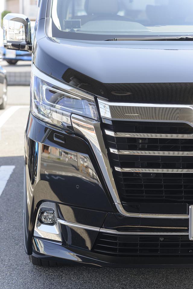 画像13: 今井優杏のRADIO TEST DRIVE/フルサイズ高級ワゴン「グランエース」試乗インプレッション 前編