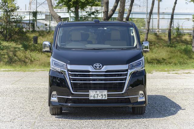 画像6: 今井優杏のRADIO TEST DRIVE/フルサイズ高級ワゴン「グランエース」試乗インプレッション 前編