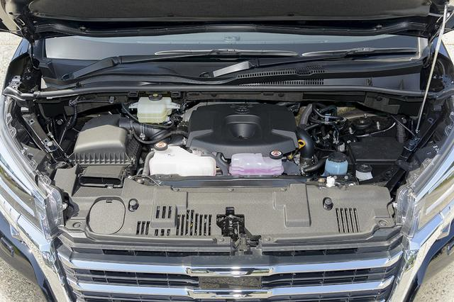 画像7: フルサイズ高級ワゴン「グランエース」インプレッション