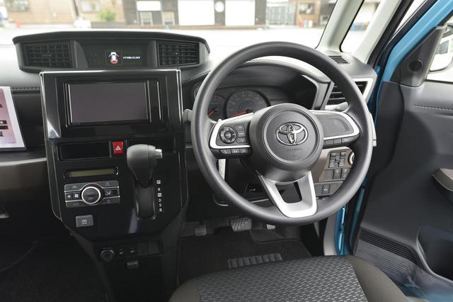 画像: 今井優杏のRADIO TEST DRIVE / 進化した予防安全機能スマートアシストを全車標準装備したマイナーチェンジ「ルーミー」試乗インプレッション 前編