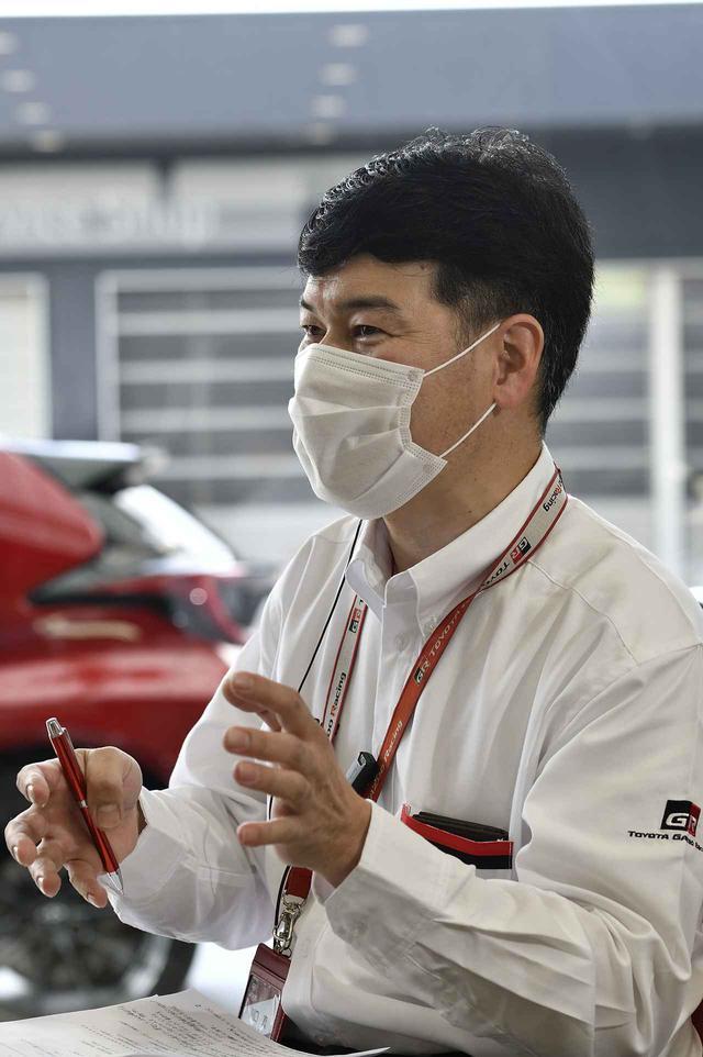 画像: 今までにないくらいお客様からの反応がすごい!と語る川口さん。