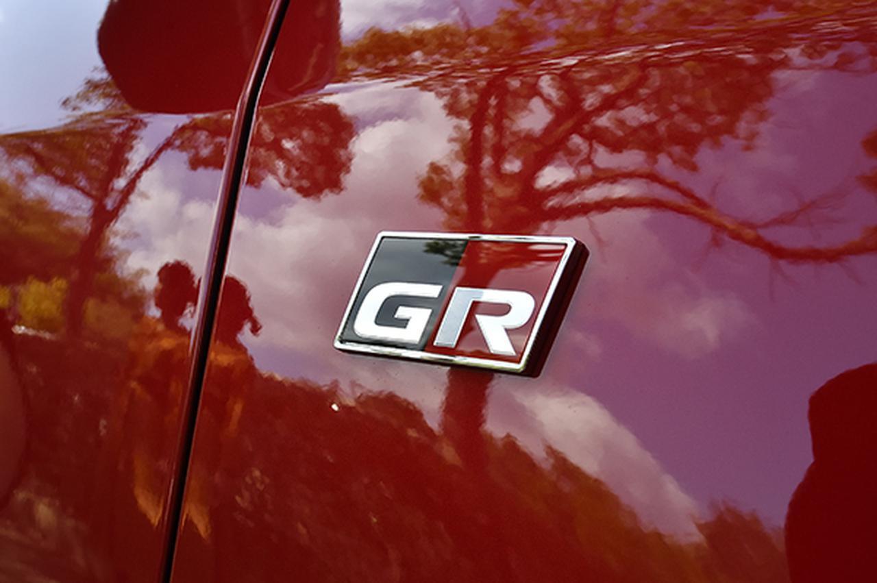 """画像7: 今井優杏のRADIO TEST DRIVE / トヨタが20年ぶりに開発した4WD!GR YARIS-1st Edition RZ """"High performance""""後半"""