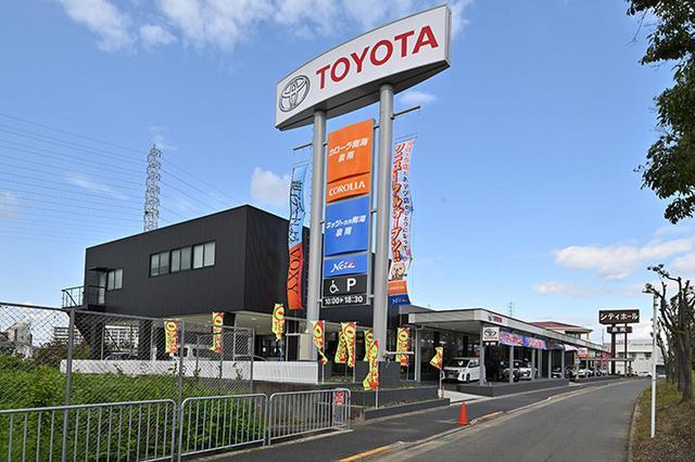 画像: ネッツトヨタ南海 泉南店にお邪魔しました!リニューアルオープンされた店内はピッカピカです!