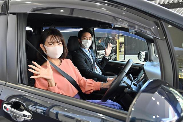 画像: 今井優杏のRADIO TEST DRIVE/乗ればわかる!煌Ⅲが絶好調の大人気ミニバンVOXYの魅力を徹底分析!後半