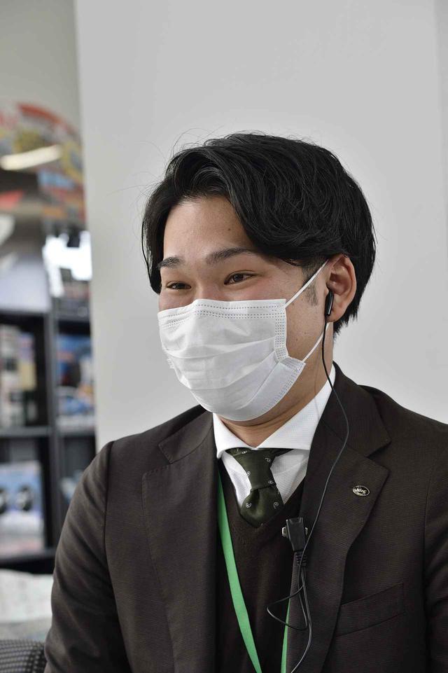 画像: 岩井さんはご自身でもハリアーを購入したそうです!