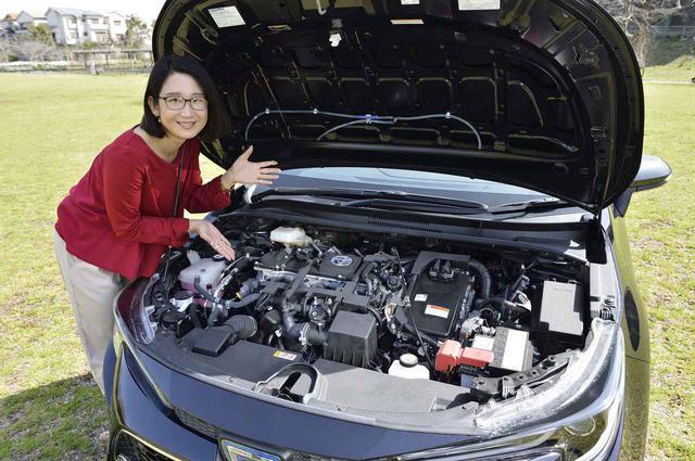 画像: 燃費はもちろんめっちゃ良いです!WLTC市街地モードでモードで24.8km/L!