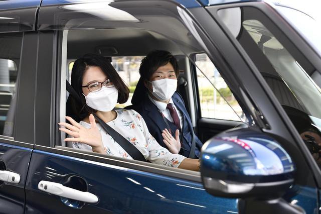 画像: ドライブインプレッションに出発!今週もネッツトヨタ南海 富田林店 アドバイザーの黒田さんと一緒にお送りします!