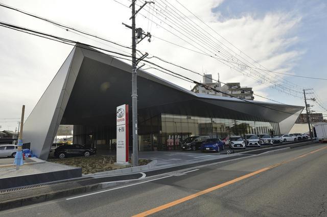 画像2: FLY!堺から大きく羽ばたくカーディーラー!堺大野芝モールがオープン!前半(5月1日UP)