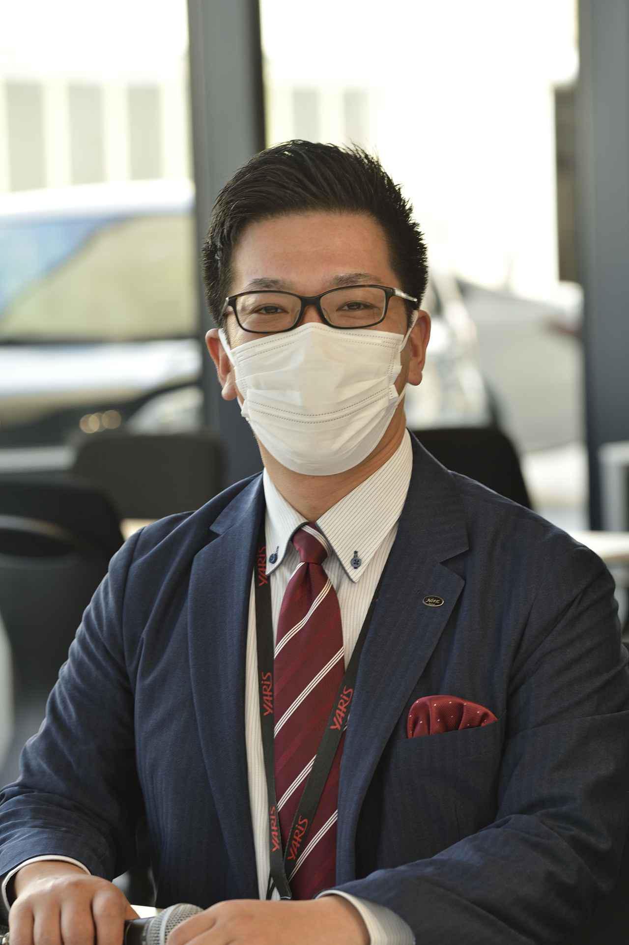 画像: 堺大野芝モールは笑顔と和を大切にしておりますと大室さん。