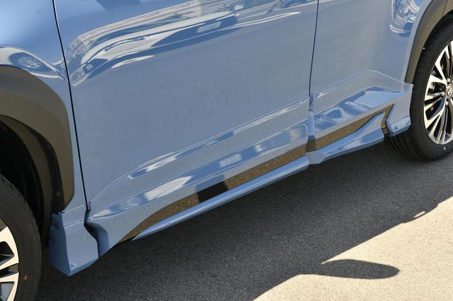 画像: エアロパーツ装着車の試乗車はあまり多くはないので、ぜひお店で実車に触れてみてくださいね。