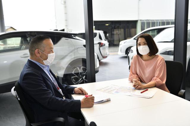 画像: 堺大野芝モールは24時間換気システムで常に新鮮な空気を入れ替えているんですと境家店長。