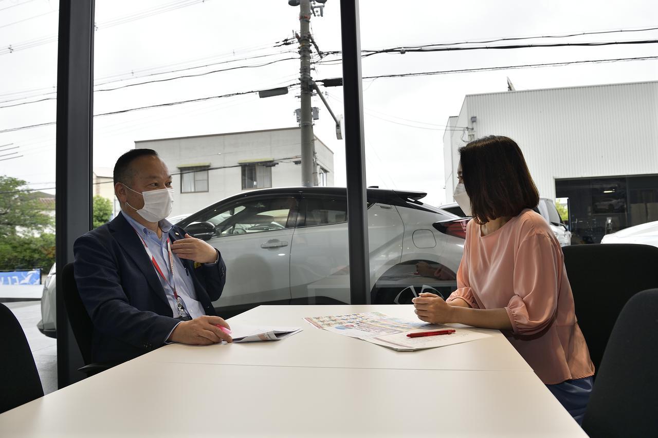 画像: 更に注目!トヨタ認定中古車ならハイブリッド機構を無償保証!!!