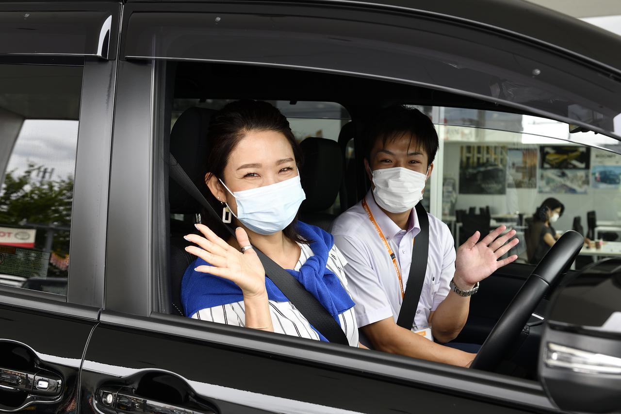 画像: 来週はドライブインプレッション。大和川親水公園まで行ってきます!