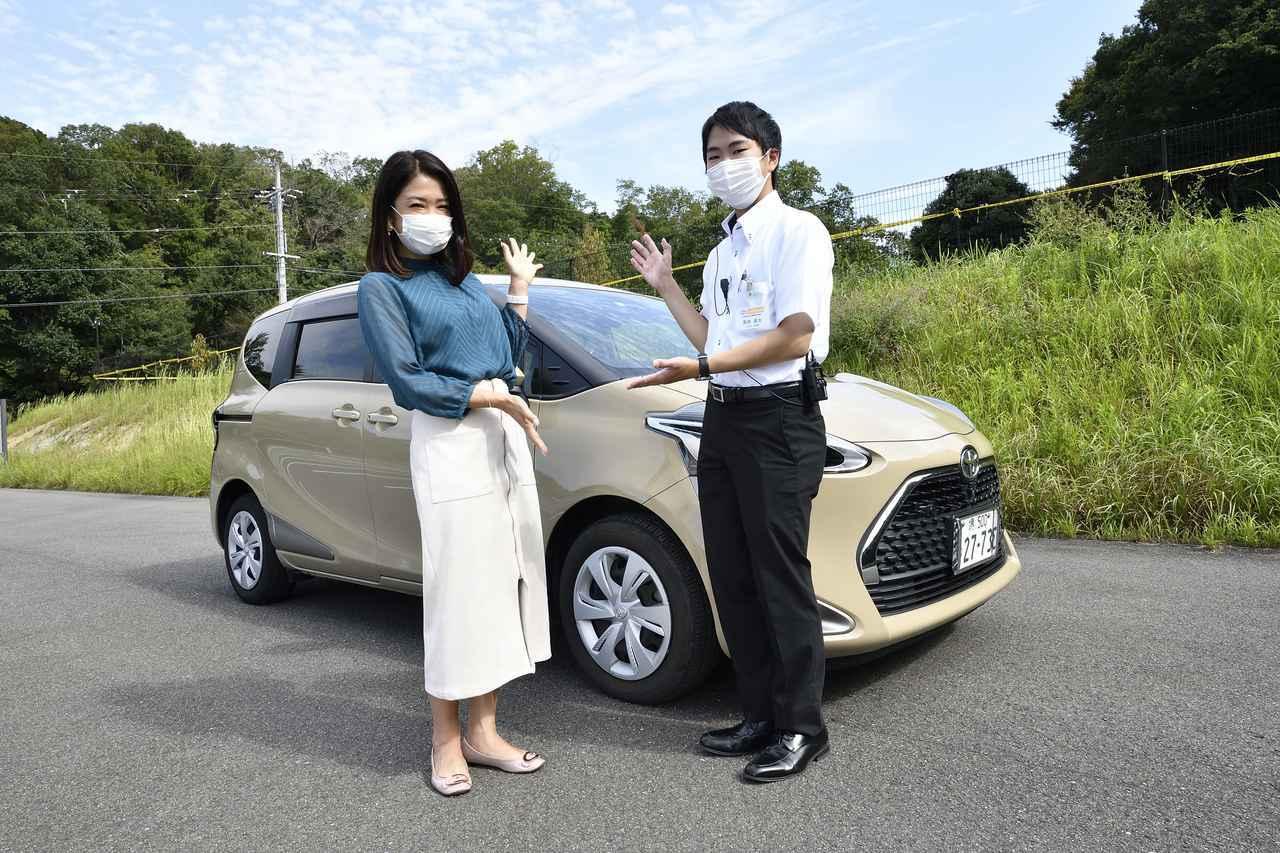 画像: 今週もトヨタカローラ南海 熊取店 アドバイザーの西田さんにお話を伺っていきます!