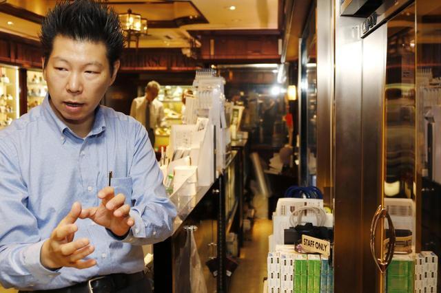 画像: 銀座の名店・菊水に聞く 大人の嗜好品シガー【嗜好の世界】