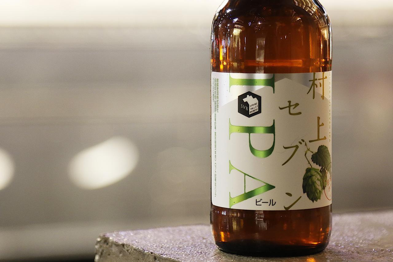 画像: 香り、苦味、飲みごたえ。 美しい調和を表現する「MURAKAMI SEVEN IPA」