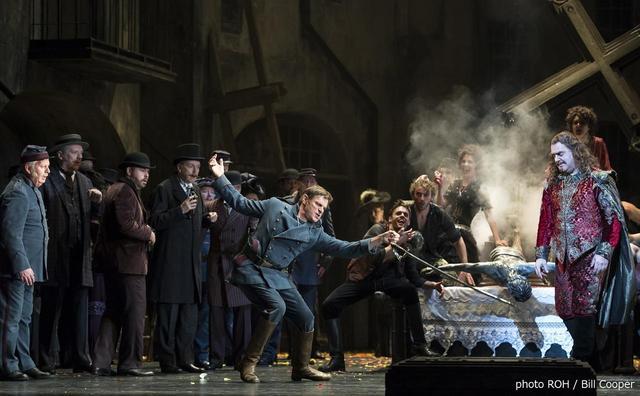 画像1: 「ファウスト」より(英国ロイヤル・オペラ2019年日本公演)