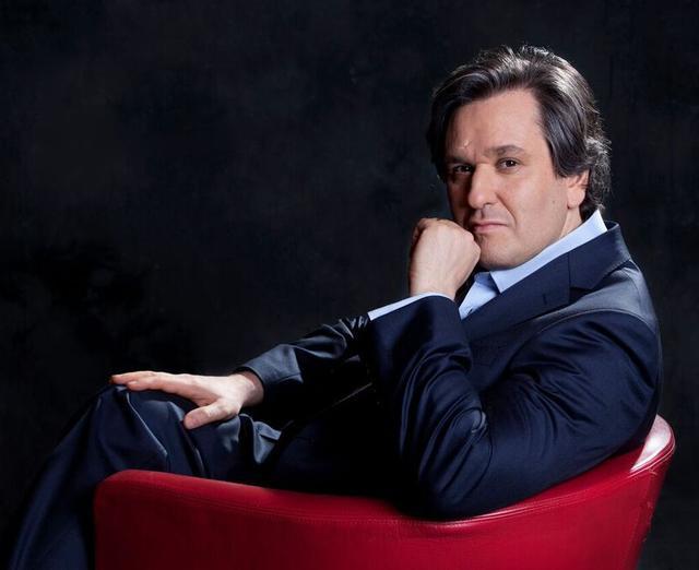 画像: アントニオ・パッパーノ(英国ロイヤル・オペラ音楽監督)