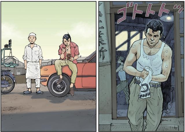 画像2: 工場で働く男を待っていたのは?