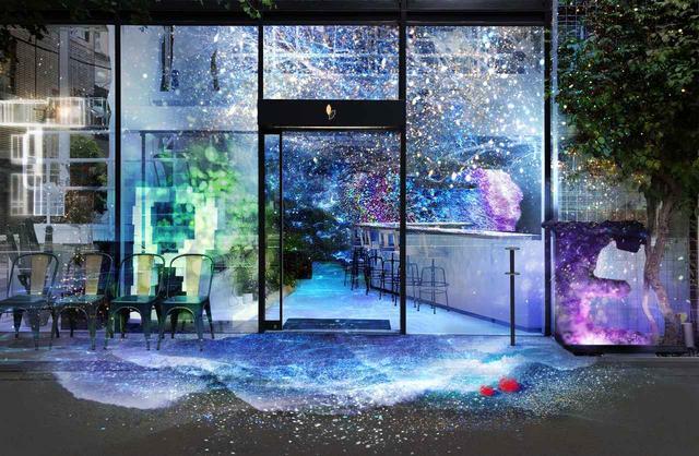 画像: 食とアートの融合〜東京都心でナイトオーシャン体験〜 - dino.network | the premium web magazine by Revolver