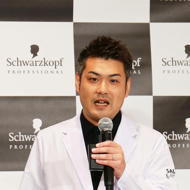 画像: ヘンケルジャパン株式会社 プロフェッショナルパートナー サービス部 鈴木拓也氏