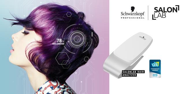 画像1: 世界初!髪の内部を瞬時に測定する「スマートアナライザー」が登場!